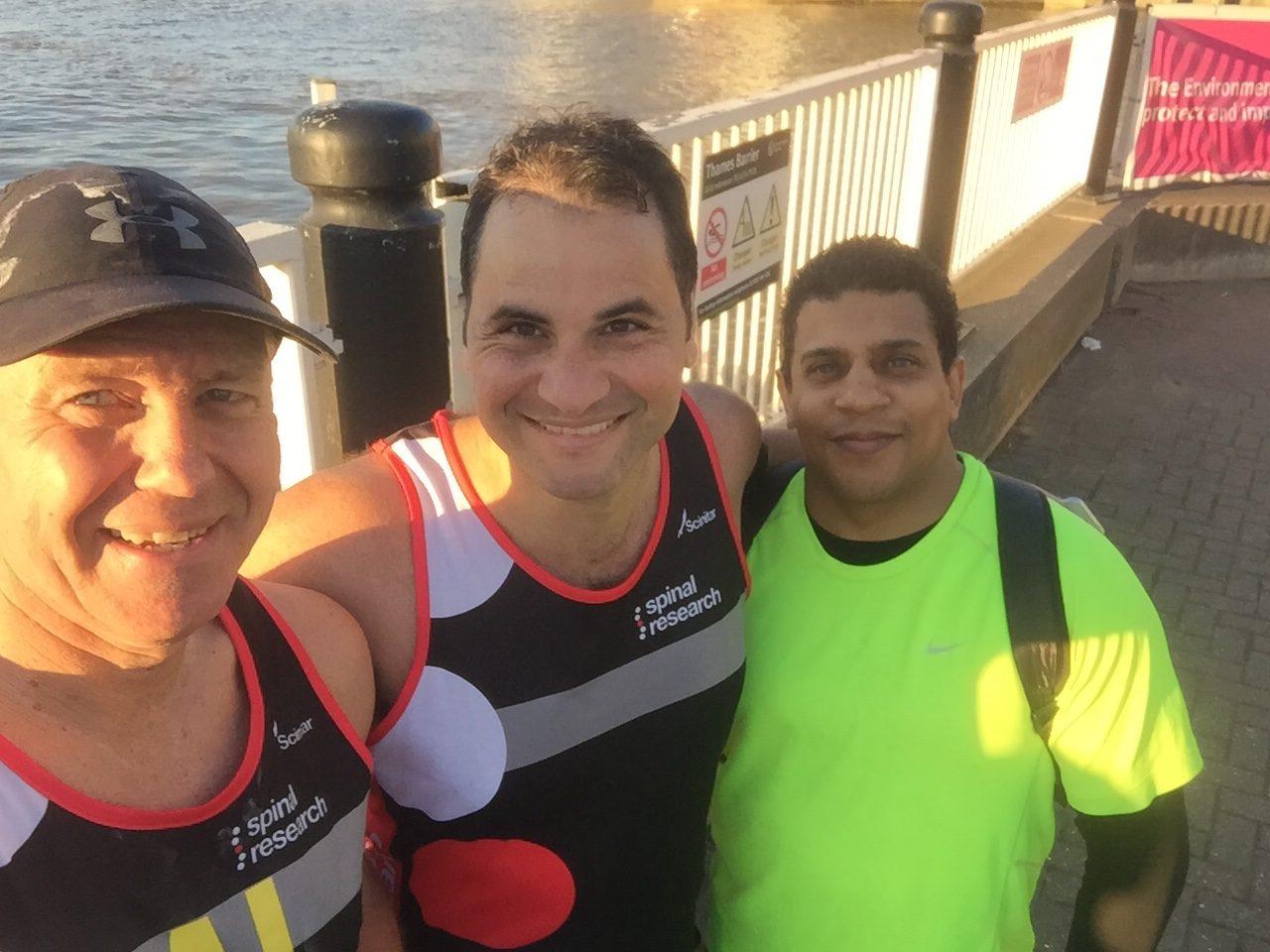 Marathon Training Week 7: LSR