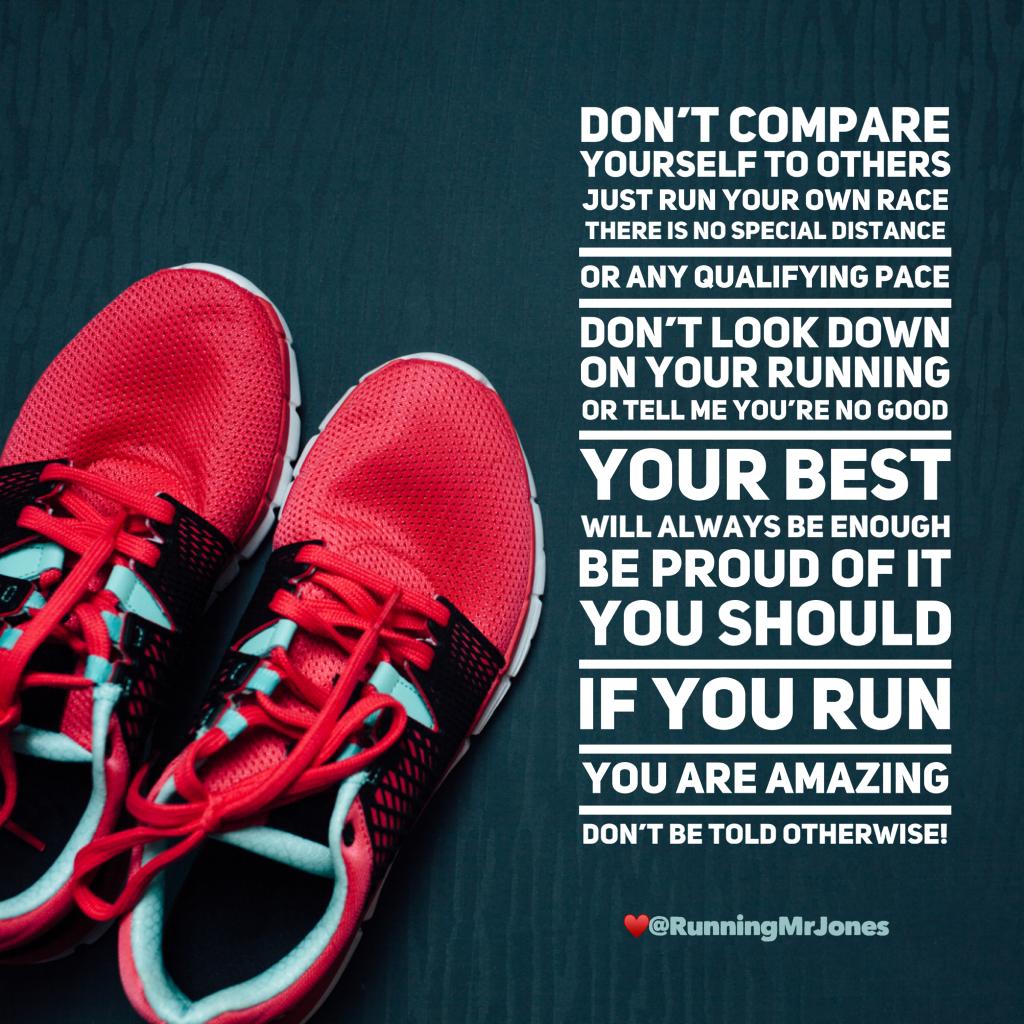 Don't Compare