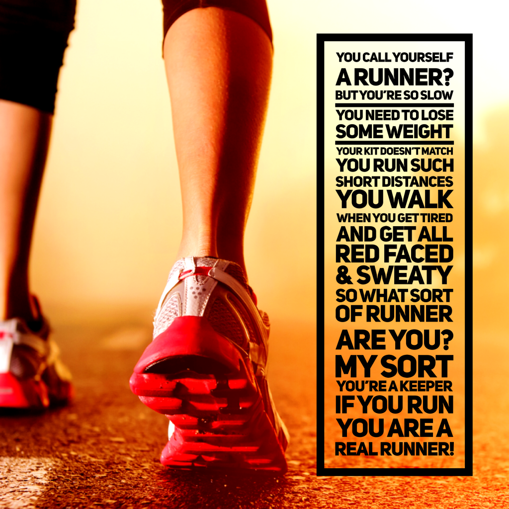 Are you a runner
