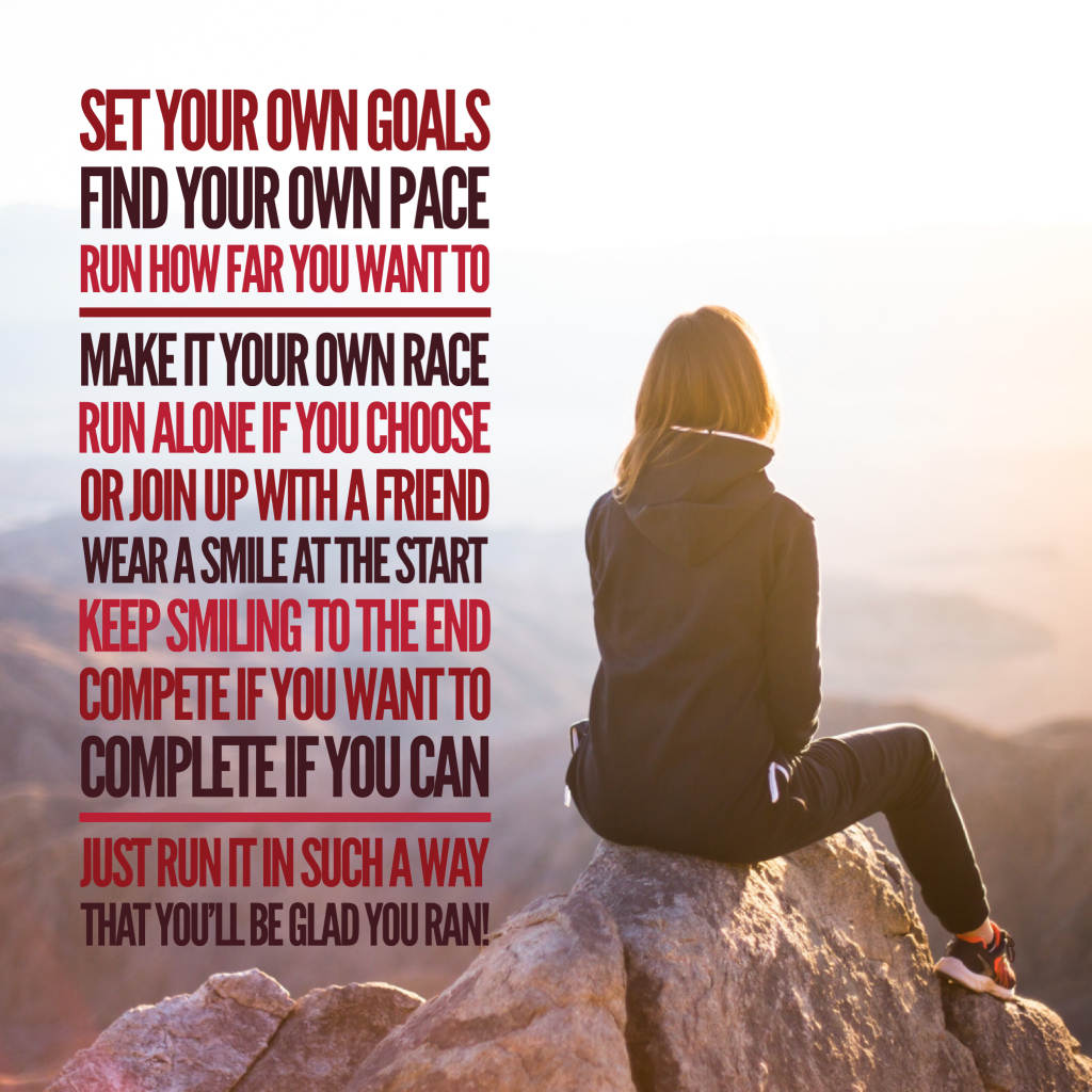 Your Own Goals