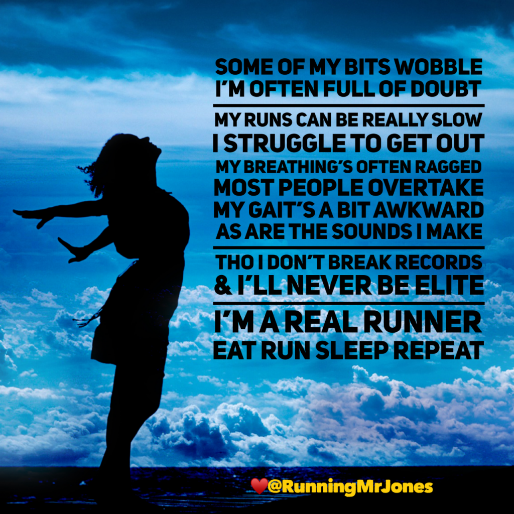 I'm A Real Runner