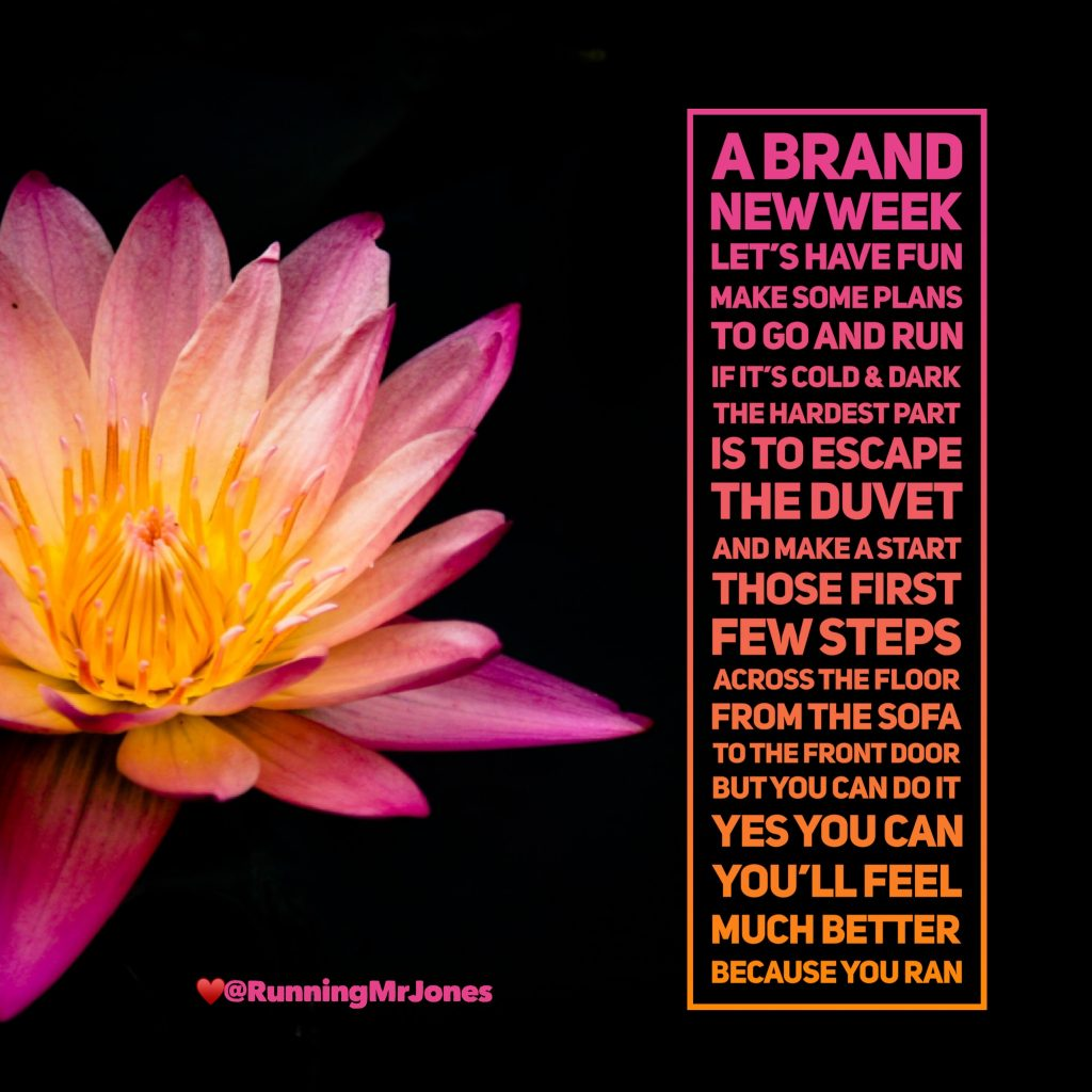 A Brand New Week